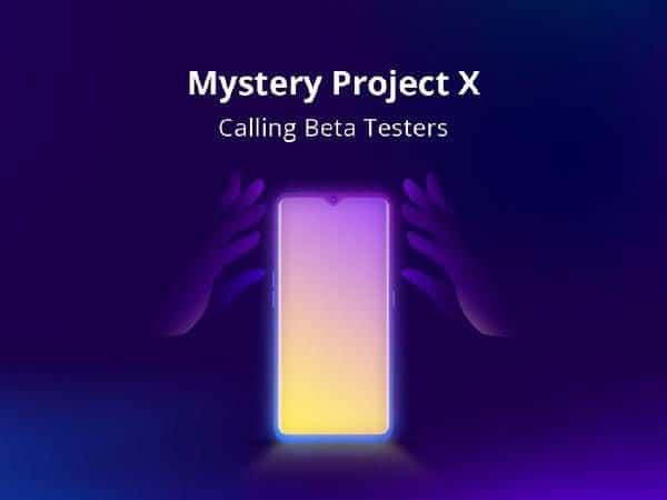 realme project X for realme OS