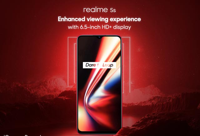 realme 5s review & price in india