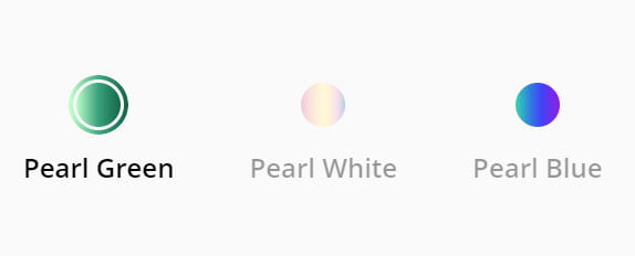 Realme X2 Colour variants