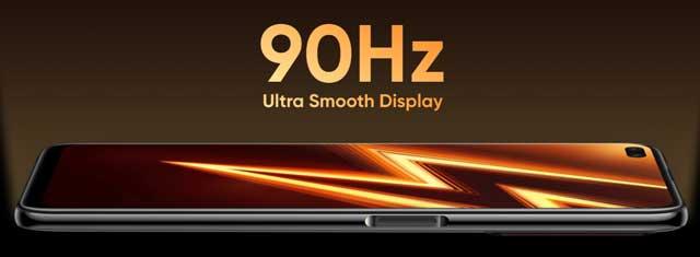 Realme 6 Pro display details