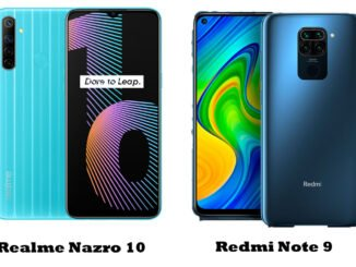 realme nazro 10 vs redmi note 9