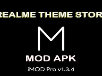 realme theme store mod apk latest version